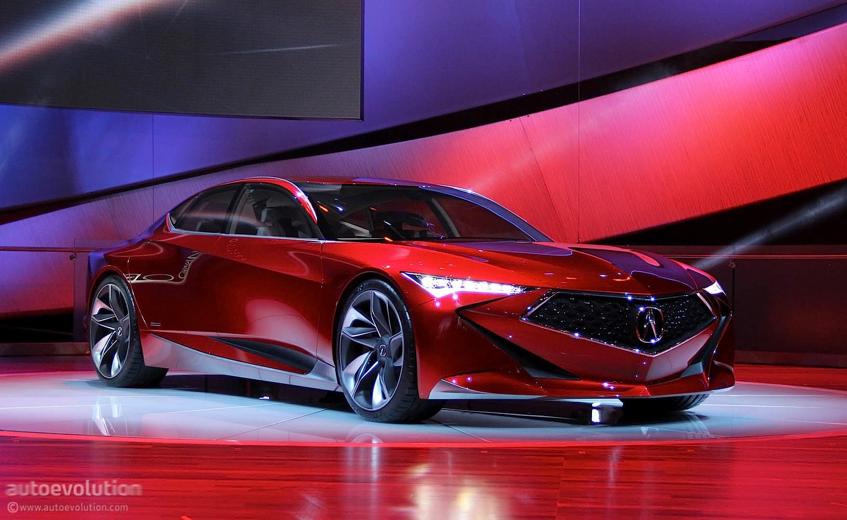 Acura S Next Generation Rlx To Be Inspired By Precision