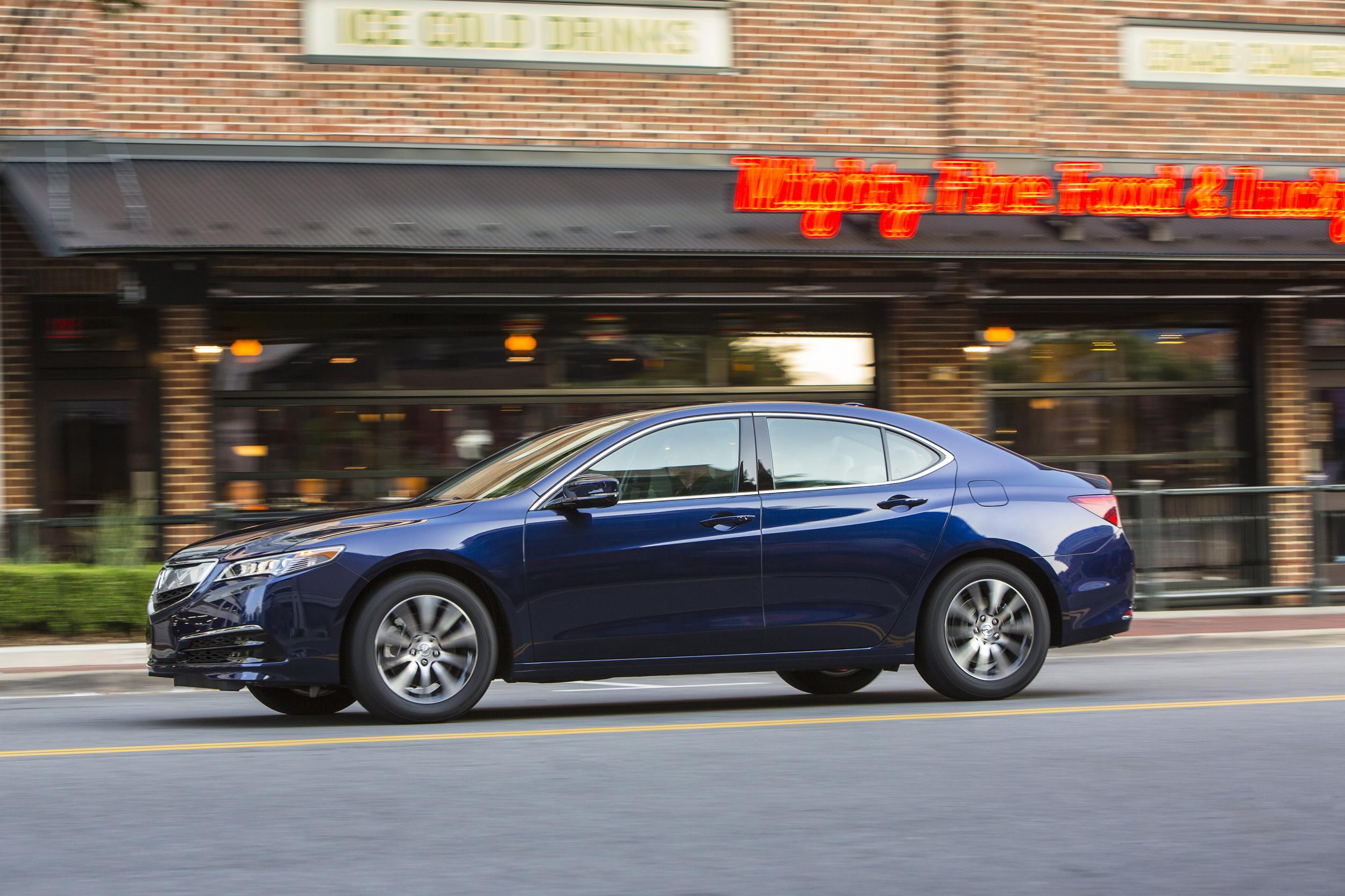 Acura TLX Gets More Expensive For 2017 MY, Adds New Colors ...
