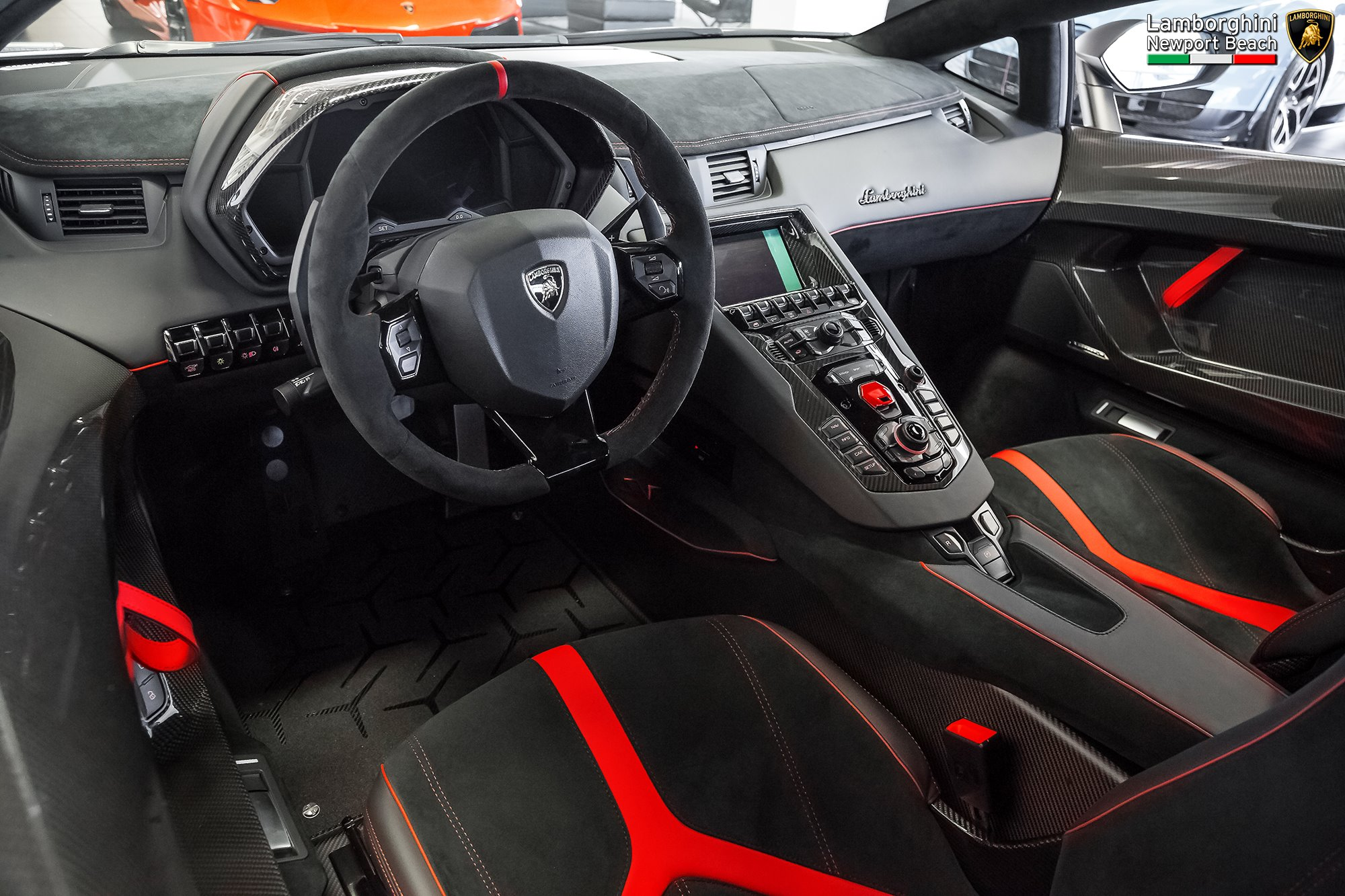 ad personam lamborghini aventador sv has matte carbon roof autoevolution. Black Bedroom Furniture Sets. Home Design Ideas