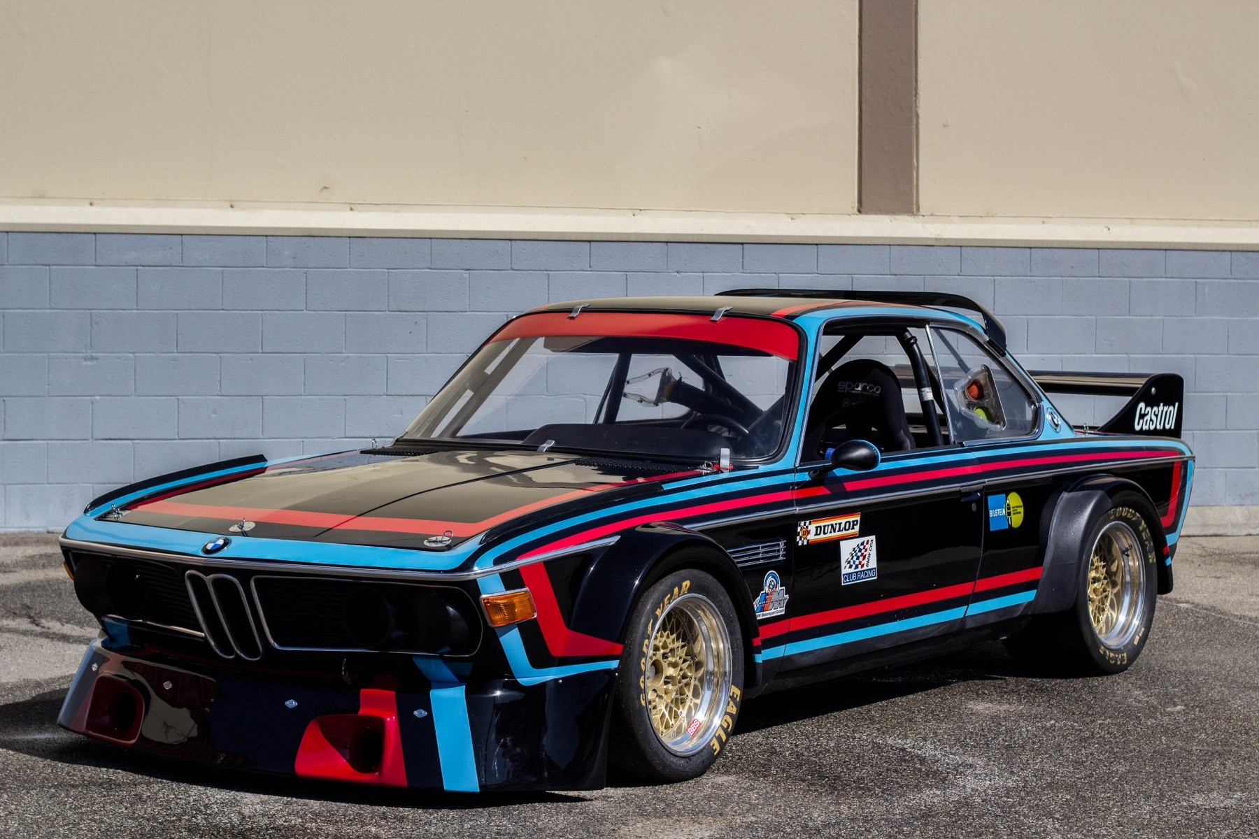 adam carolla s bmw 3 0 csl racecar is looking for a new owner autoevolution. Black Bedroom Furniture Sets. Home Design Ideas