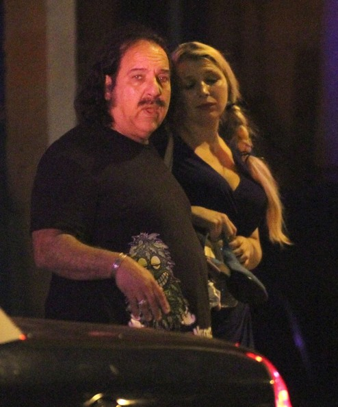 Adult Industry Star Ron Jeremy Gets His Car Impounded