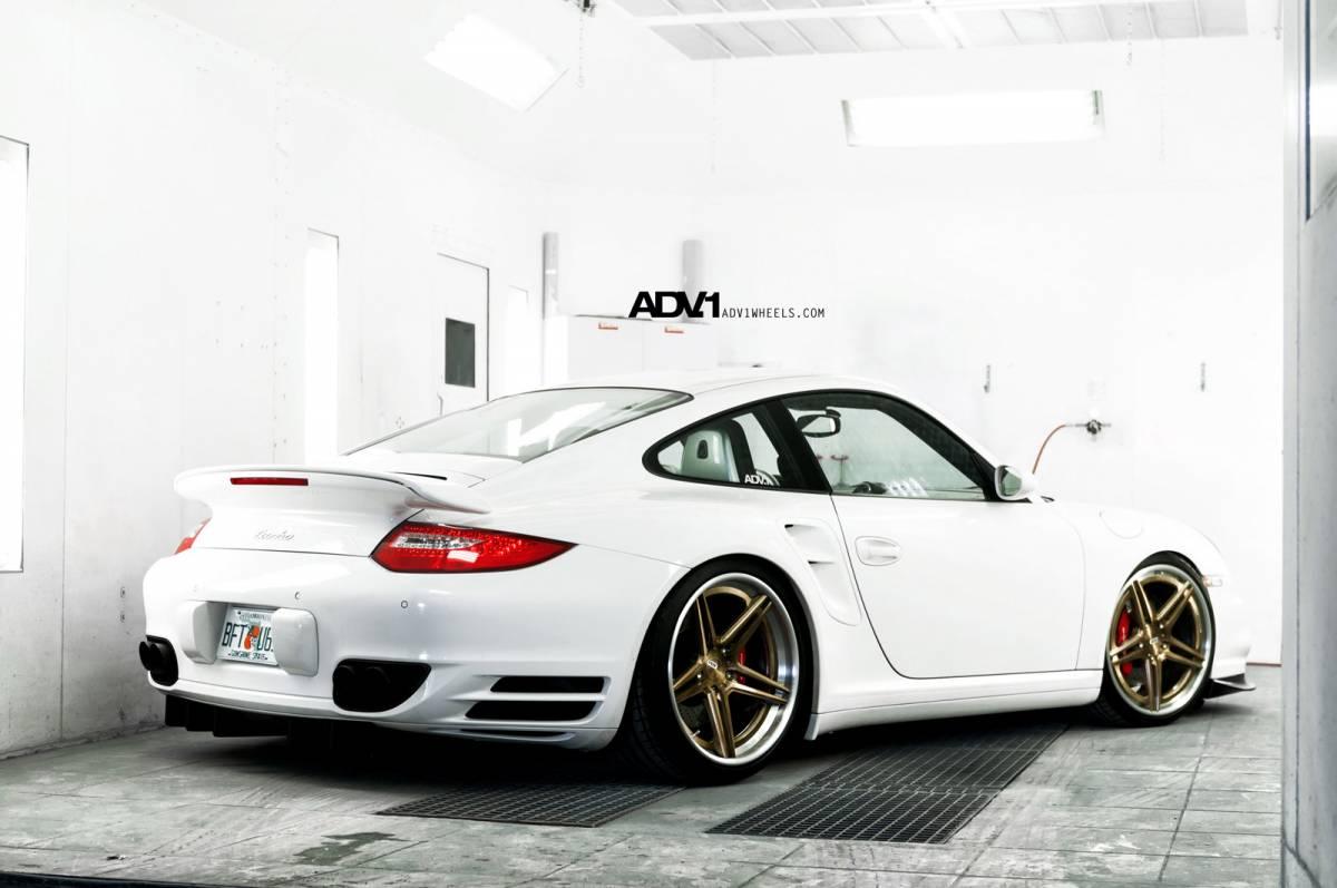 Adv 1 Wheels For Porsche 911 Turbo Autoevolution
