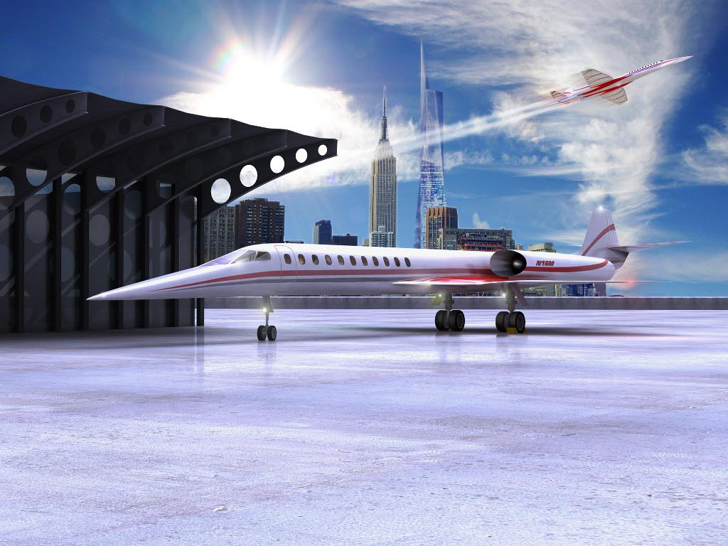 Most Expensive BMW >> Aerion Jet to Revive Supersonic Civilian Flight ...