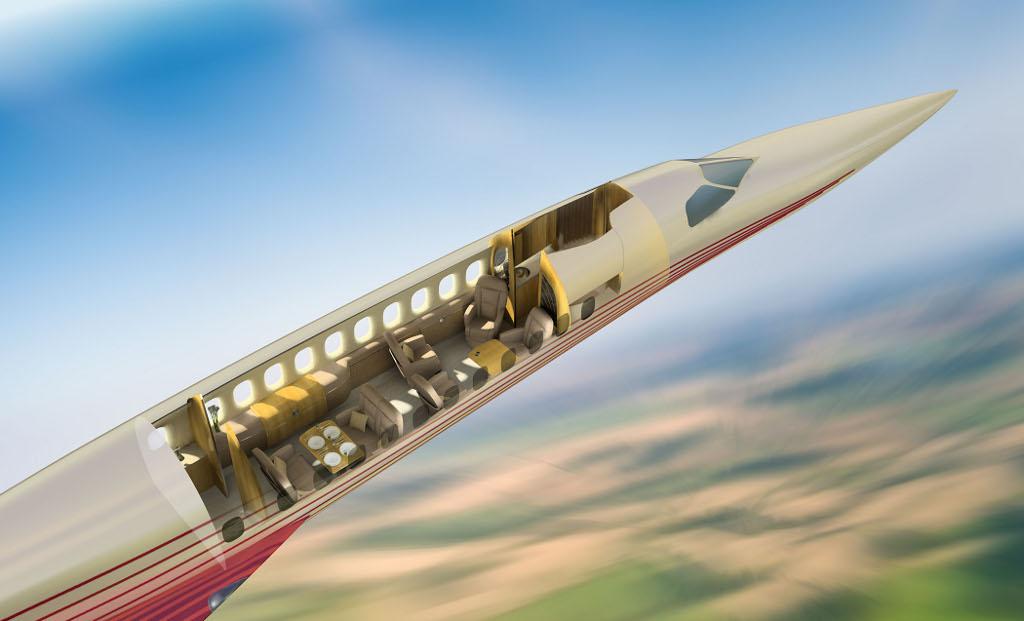 Aerion Jet To Revive Supersonic Civilian Flight