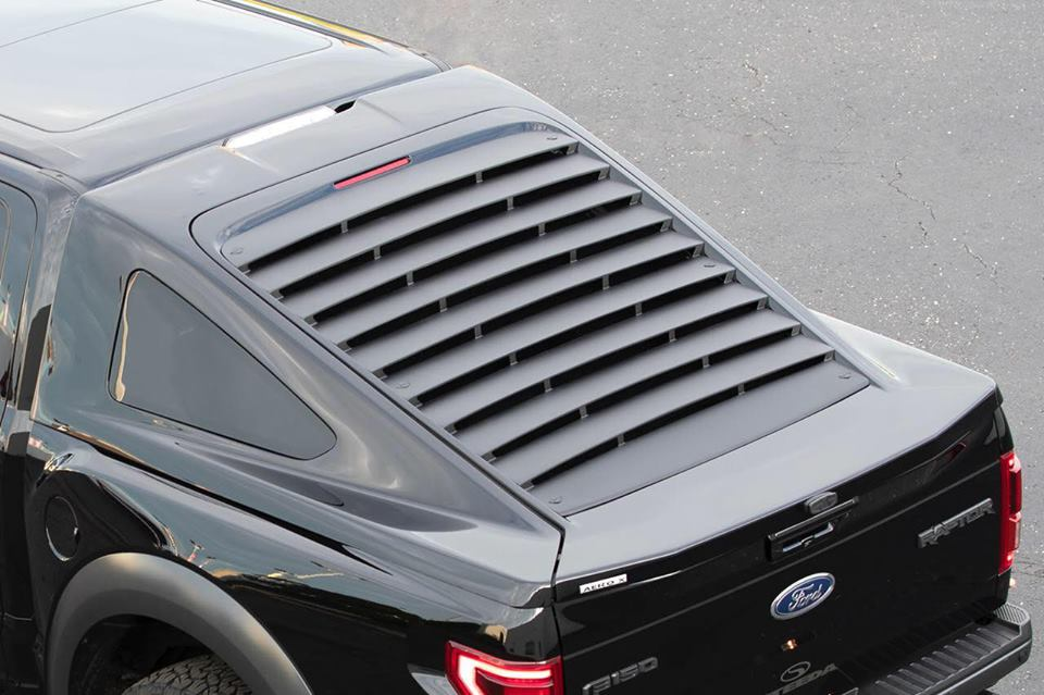 Aero X Bed Cap Turns You Ford F-150 into a Sexy Fastback ...