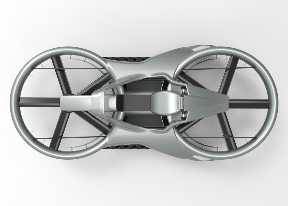 Aero-X Flying Motorcycles Could Become True Consumer Products by ...
