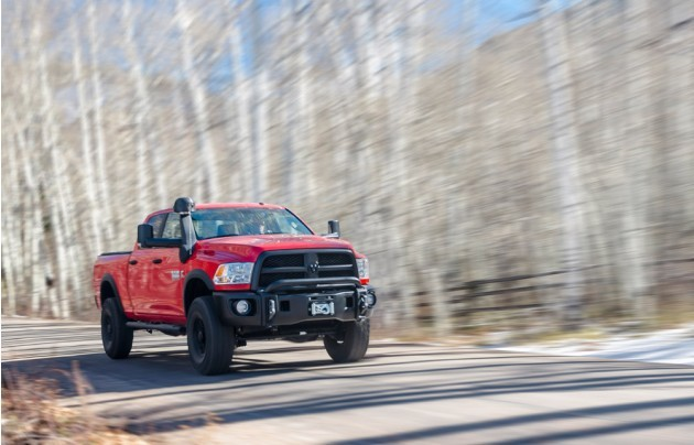 Texas Auto Sales >> AEV Ram Pickup Truck is the Ultimate Full-Size Overland Vehicle - autoevolution