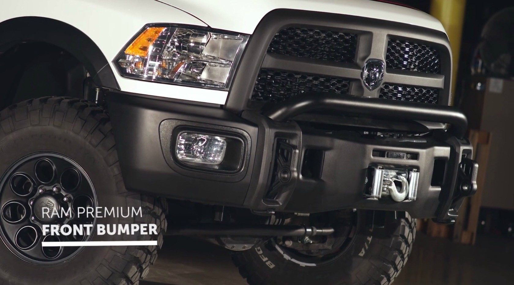 Aev Ram Pickup Truck Is The Ultimate Full Size Overland Vehicle Video Photo Gallery on 2016 Dodge Ram 2500