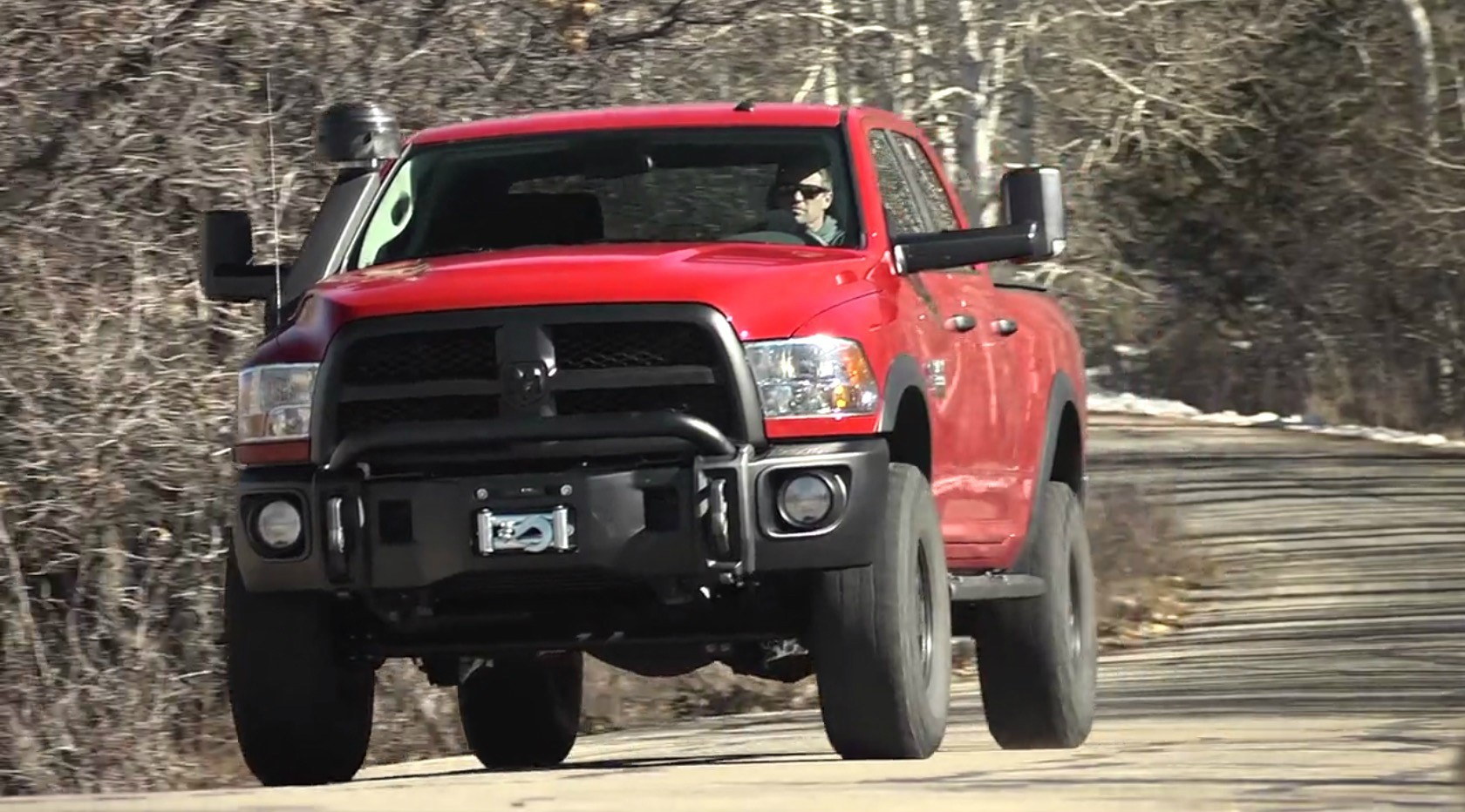 AEV Ram Truck Conversion Package Priced at $13,925 – Video, Photo Gallery - autoevolution
