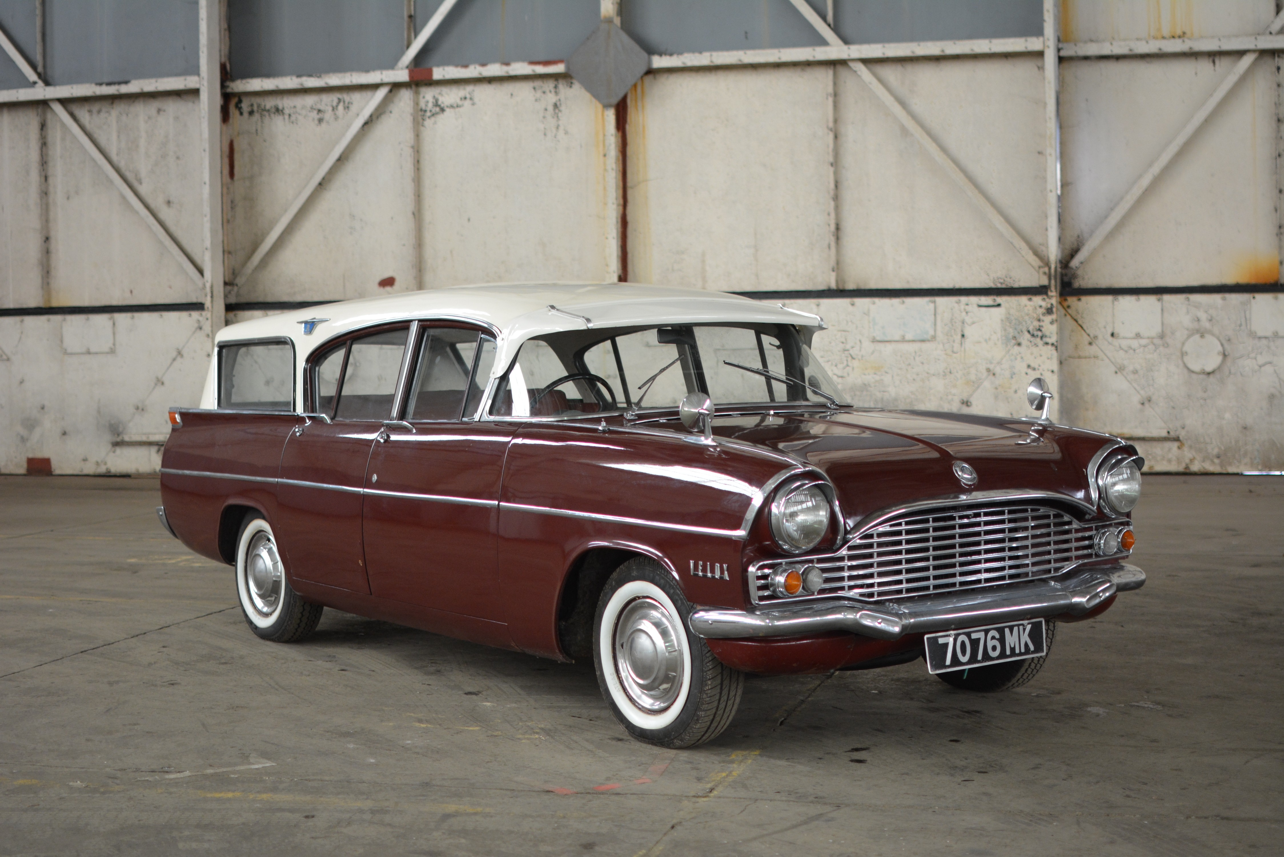 Classic & Sports Car - The London Show Brings Vintage Cars and ...