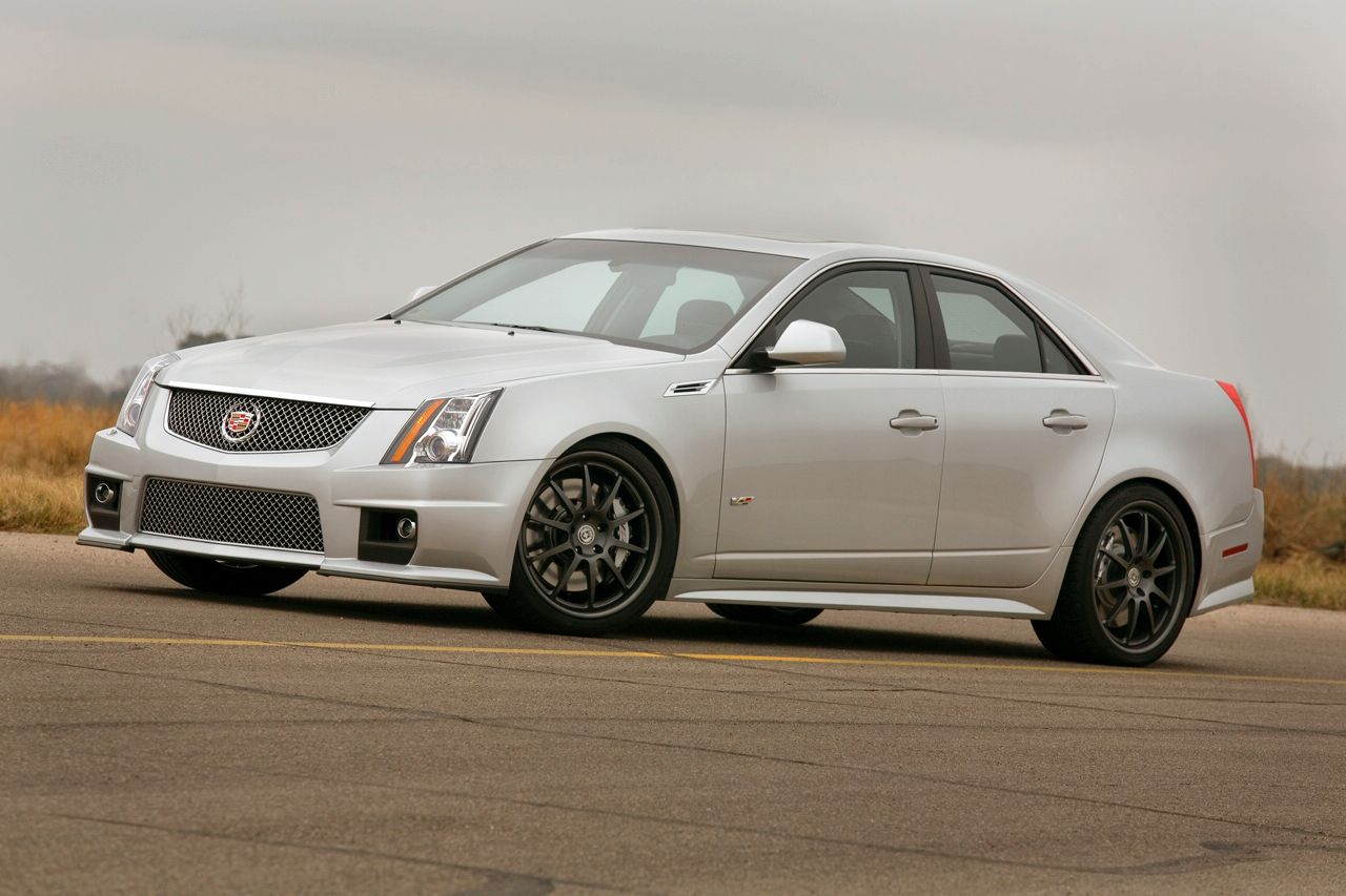 aftermarket cadillac cts v by hennessey performance autoevolution. Black Bedroom Furniture Sets. Home Design Ideas