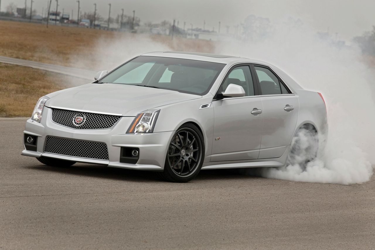 Cts-V Wagon For Sale >> Aftermarket Cadillac CTS-V by Hennessey Performance ...