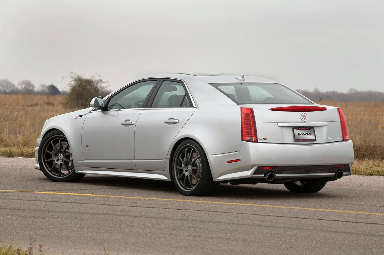 aftermarket cadillac cts v by hennessey performance. Black Bedroom Furniture Sets. Home Design Ideas