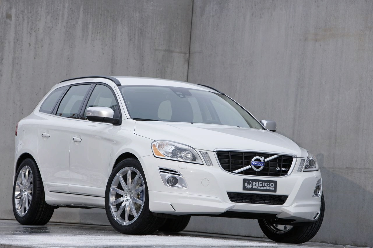 aftermarket heico volvo xc60 details and official photos. Black Bedroom Furniture Sets. Home Design Ideas