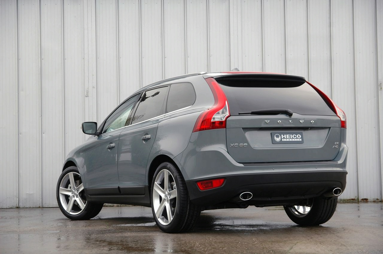 Aftermarket Heico Volvo XC60 Details and Official Photos - autoevolution