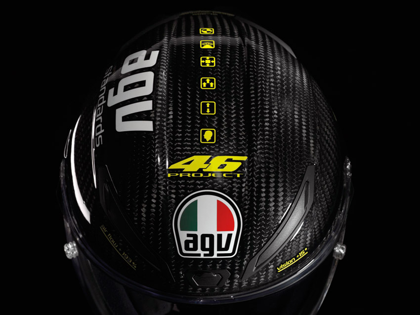Agv Pista Gp Is The Safest Motorcycle Helmet According To