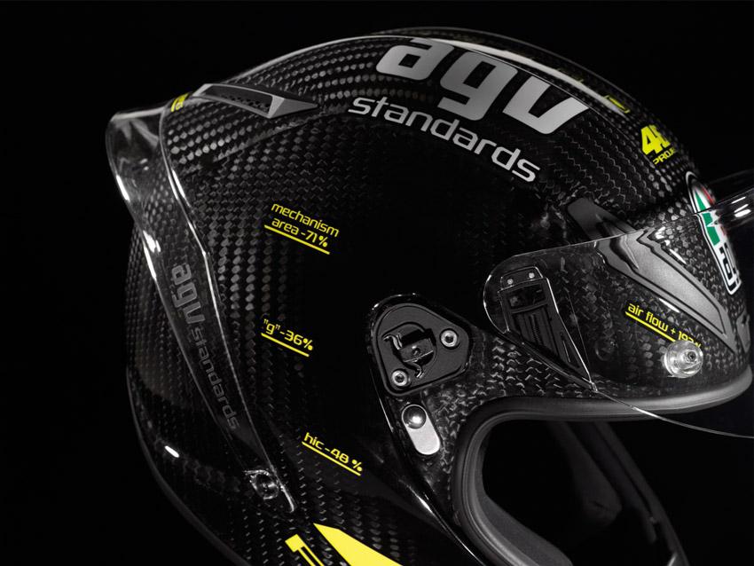 Safest Motorcycle Helmet >> AGV Pista GP Is the Safest Motorcycle Helmet According to ...