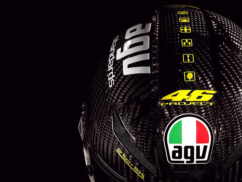 Used 2016 Nissan Maxima >> AGV Surfaces the Pista GP Rossi Replica Helmet - autoevolution