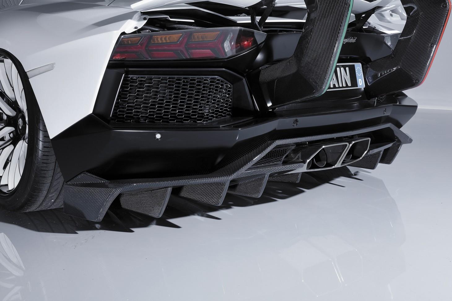 Aimgain Gt Lamborghini Aventador Is From Japan Autoevolution