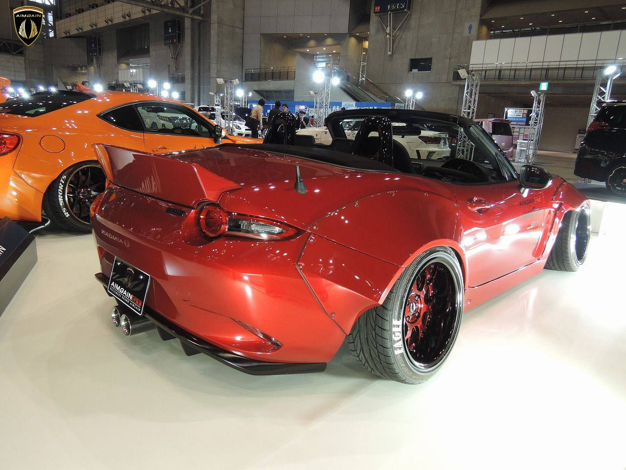 Where Are Mazdas Made >> Aimgain Widebody Kit Ruins the New Mazda MX-5 in a Good ...