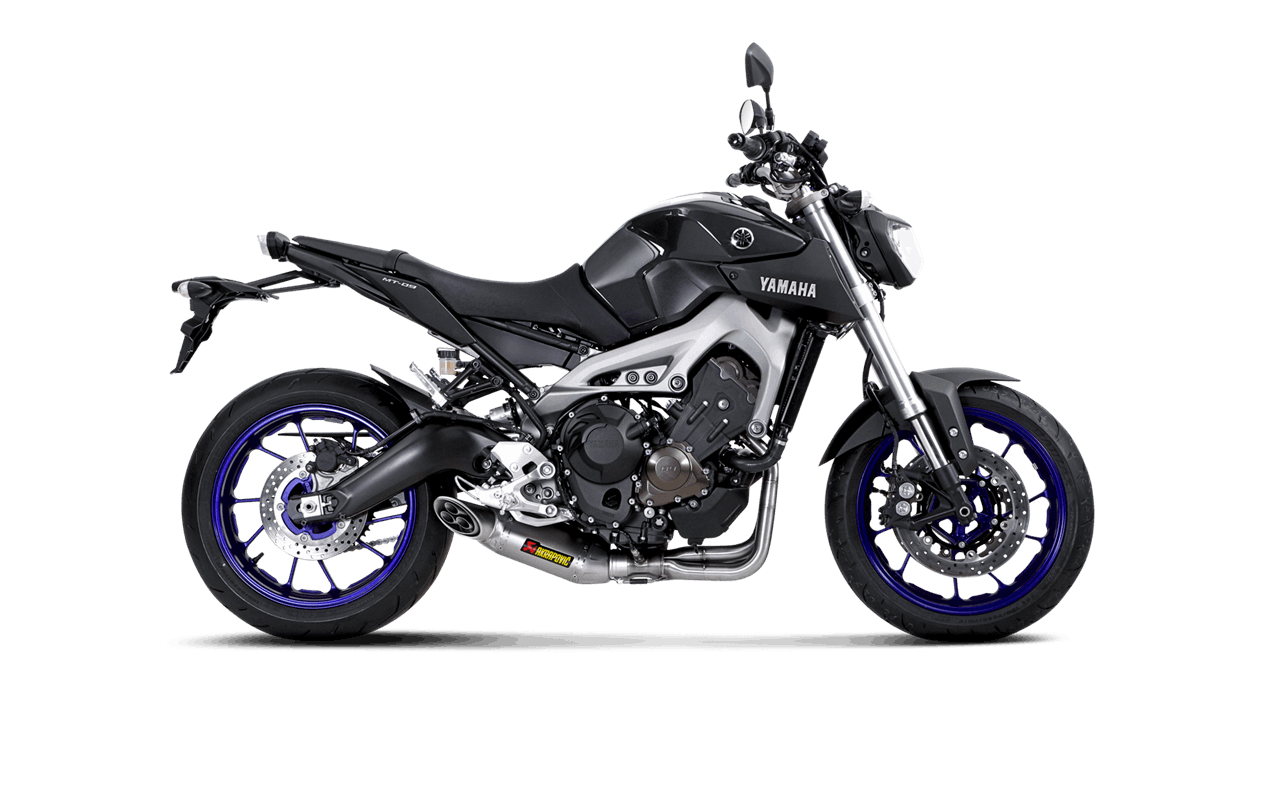 akrapovic shows yamaha fz 09 mt 09 exhaust autoevolution. Black Bedroom Furniture Sets. Home Design Ideas