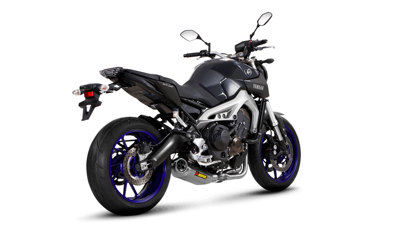 Akrapovic Shows Yamaha FZ-09/MT-09 Exhaust - autoevolution