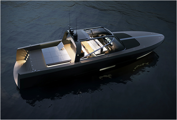 Alen 68 Is The Turkish Yacht Of Your Dreams Autoevolution