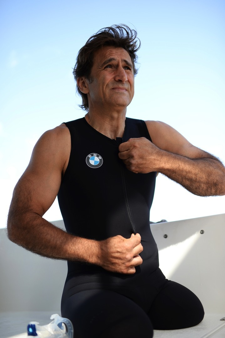Alessandro Zanardi Just Can T Stay Put Enters Hawaii Triathlon Autoevolution
