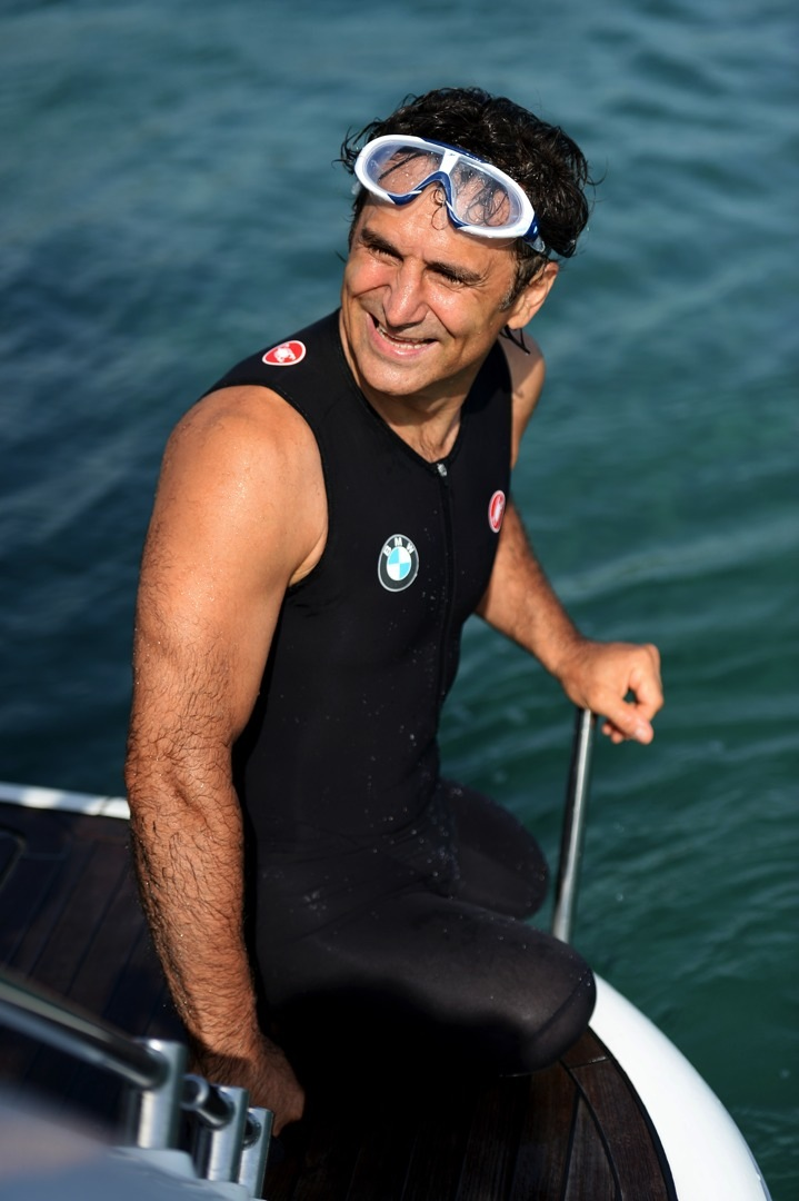 Alessandro Zanardi Just Can T Stay Put Enters Hawaii
