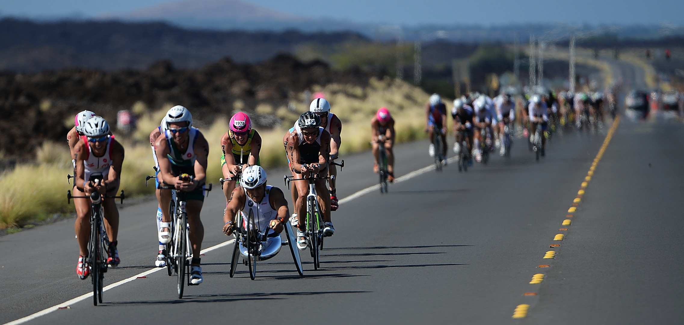 Alex Zanardi Finishes 140 Mile Triathlon Using Only His