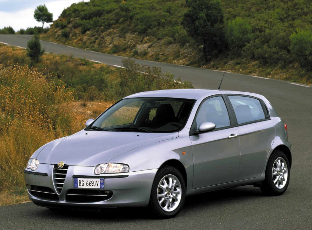 alfa romeo 147 trademark filed in the u s but it 39 s not what it looks like autoevolution. Black Bedroom Furniture Sets. Home Design Ideas