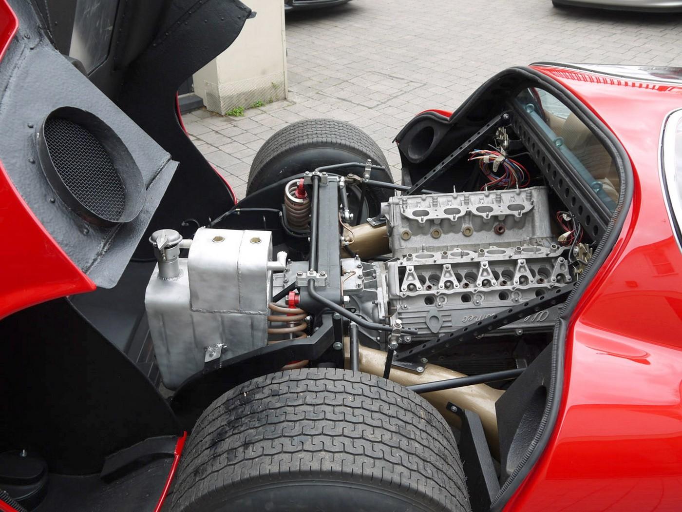 Alfa Romeo 33 Stradale Continuation Replica Heading To
