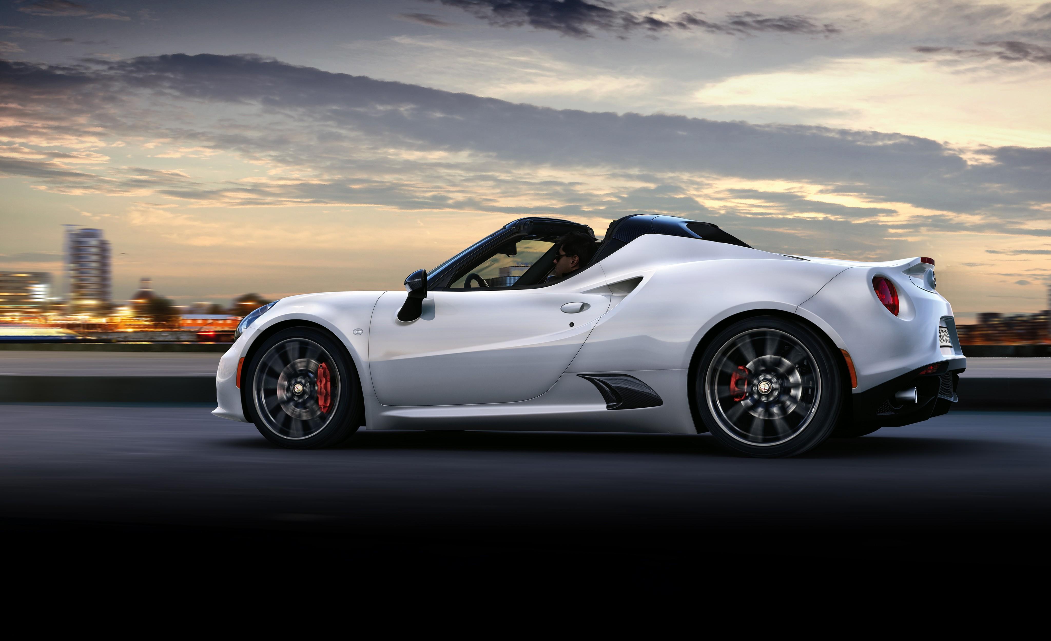 2017 Alfa Romeo Giulia Configurations >> Alfa Romeo 4C Could Get Quadrifoglio Version - autoevolution