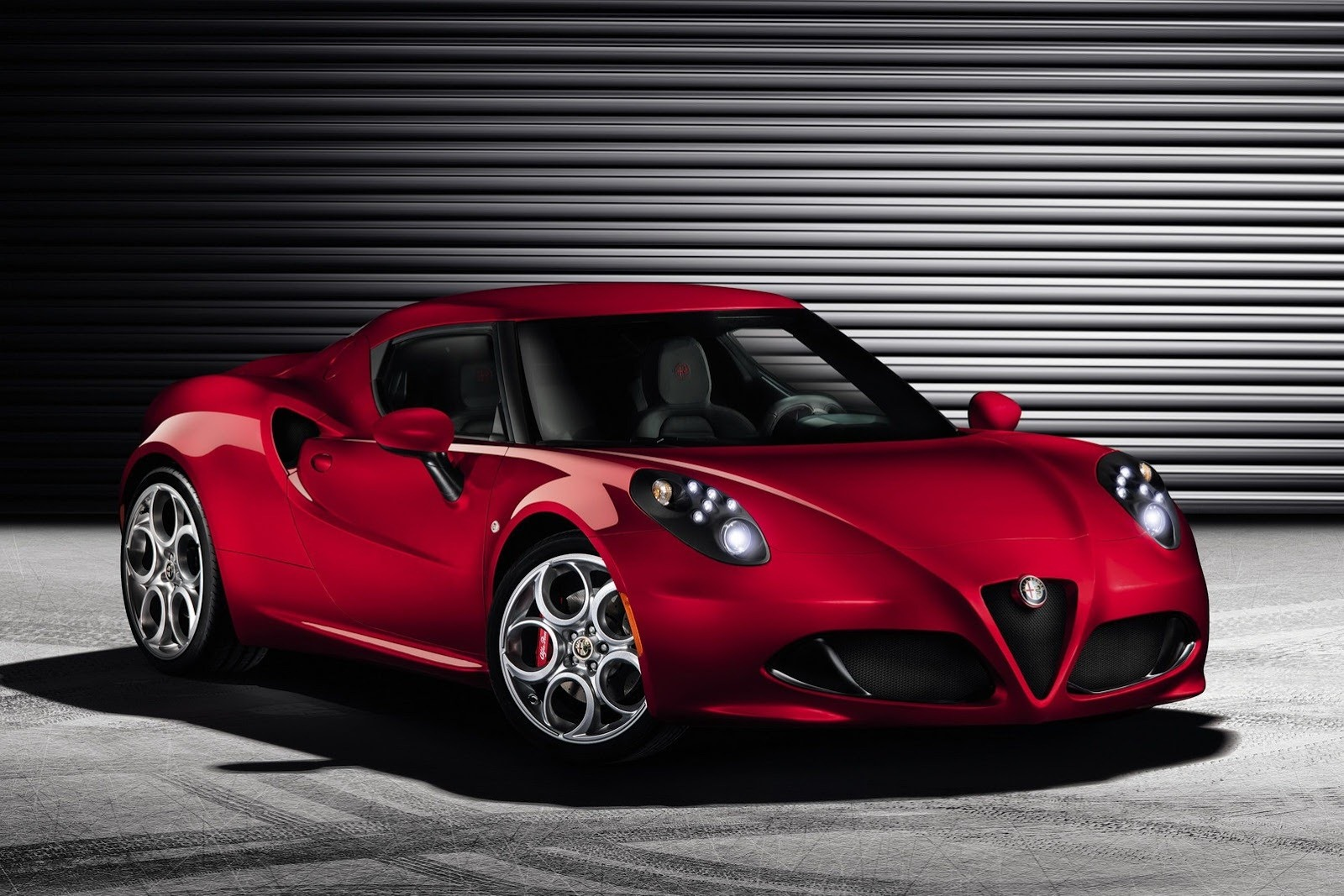 Alfa Romeo 4c Concept Interior 2013 Alfa Romeo 4c Photo