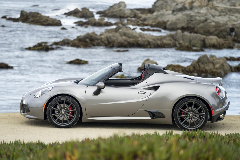 Used Alfa Romeo 4c >> Alfa Romeo 4C and 4C Spider Get More Trim and Personalization Options - autoevolution