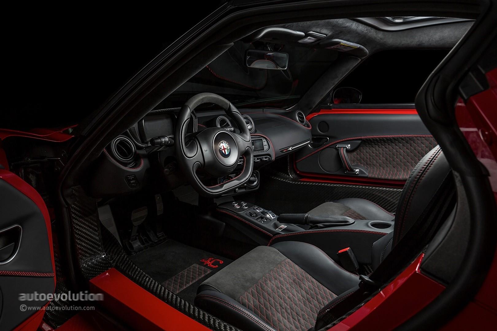 Fix My Car >> Alfa Romeo 4C Tuned by Zender Italia Is Stunning - autoevolution