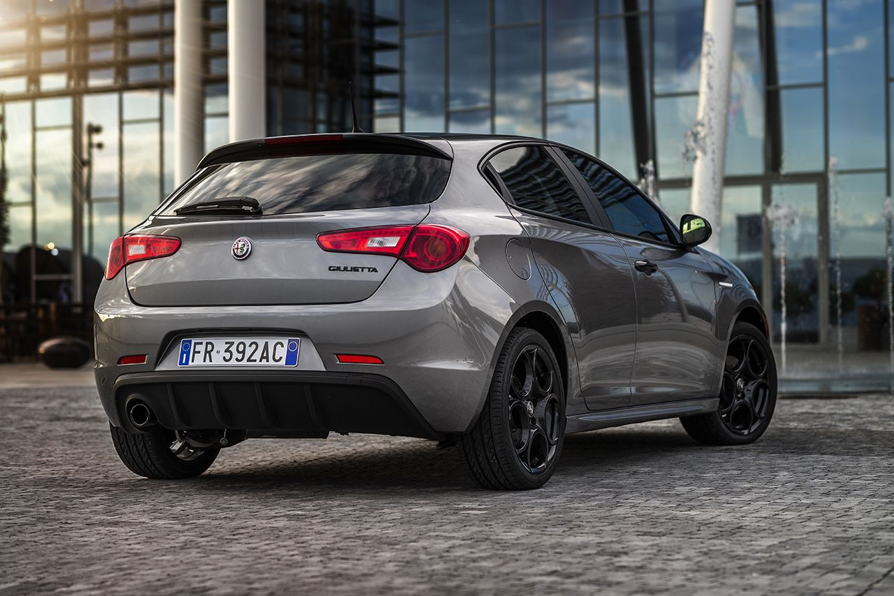 Alfa Romeo Reveals B Tech Package For Giulietta Giulia Stelvio