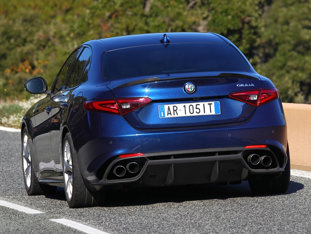 Alfa 4c 2019 >> Alfa Romeo Fires Up U.S.-Spec Giulia Configurator - autoevolution