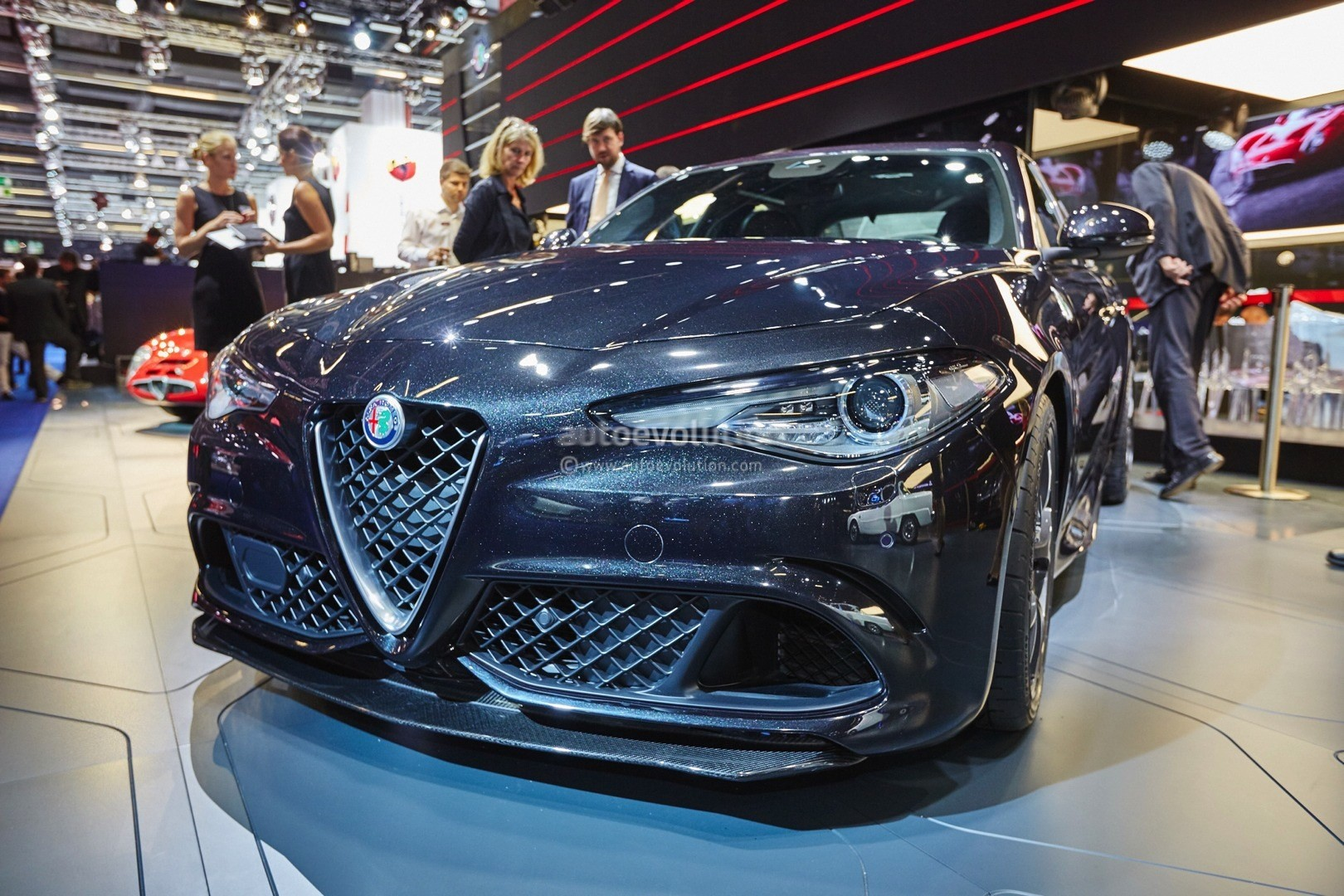 The Alfa Romeo Giulia Quadrifoglio Is  speedhunterscom