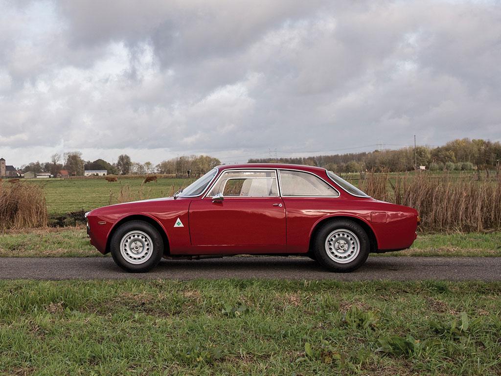 Pristine Auto Sales >> Pristine 1965 Alfa Romeo Giulia Sprint GTA Is a Vestige Of the Olden Days - autoevolution