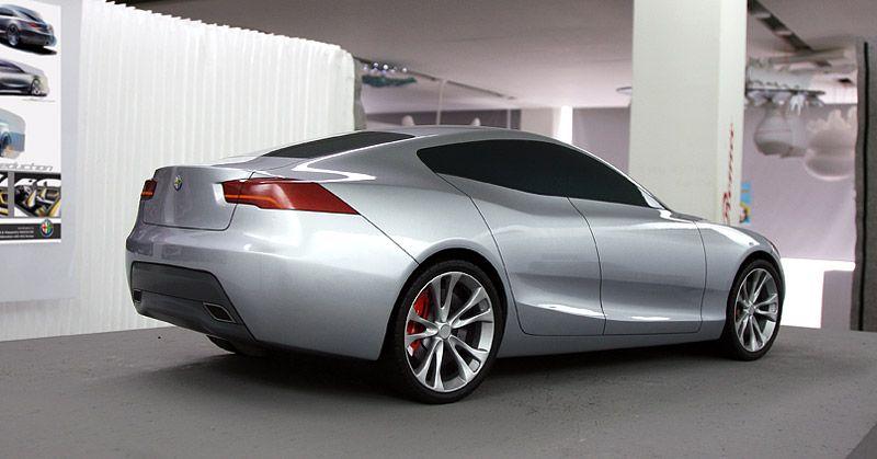 Alfa Romeo Giulia to Be FWD After All? - autoevolution