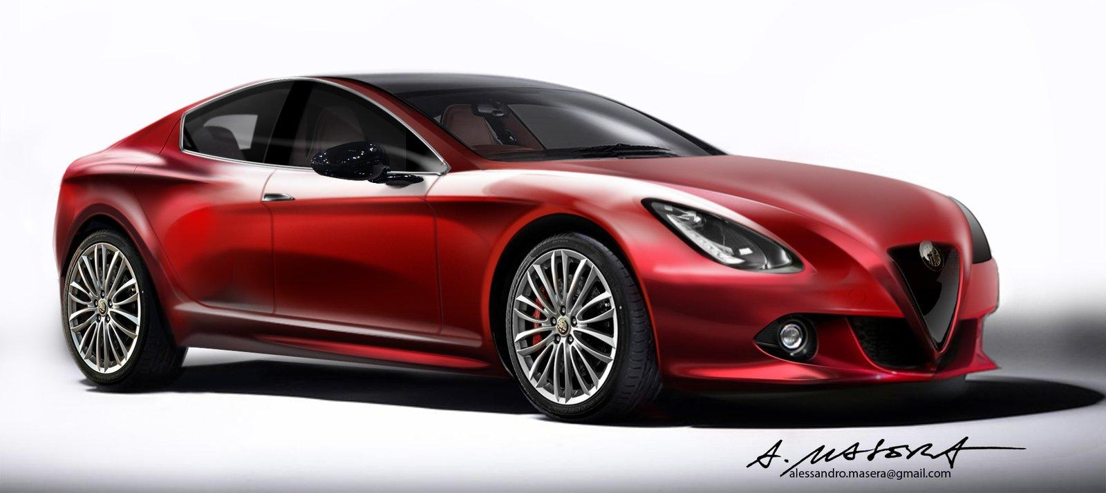 Alfa Romeo Giulia To Be Fwd After All Autoevolution