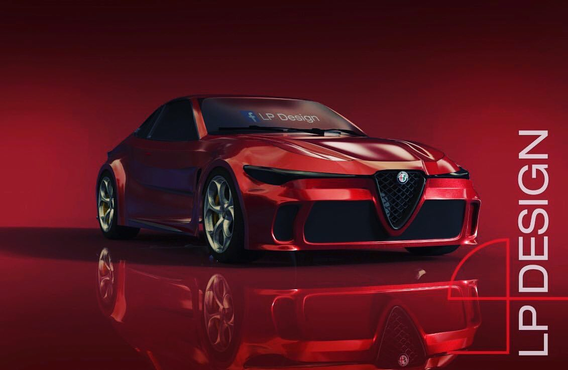 Best Awd Sports Cars >> Alfa Romeo Giulia Wagon and Coupe Are All We Can Wish for ...