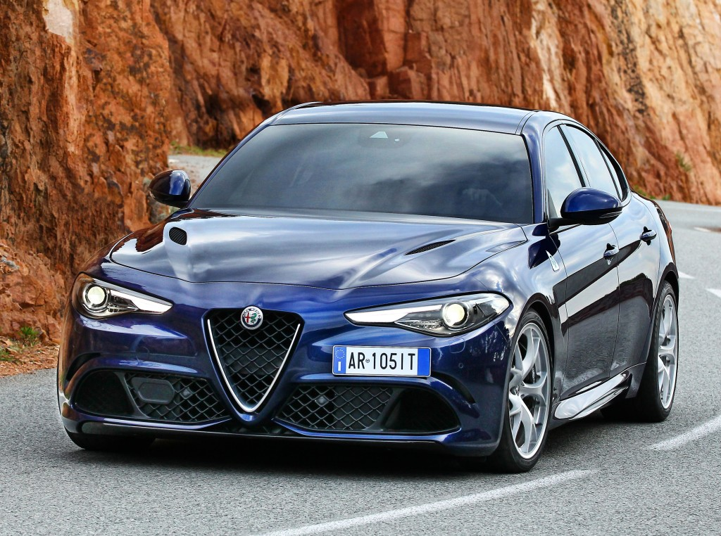 Alfa Romeo Has Another Giulia Card Up Its Sleeves - The ...