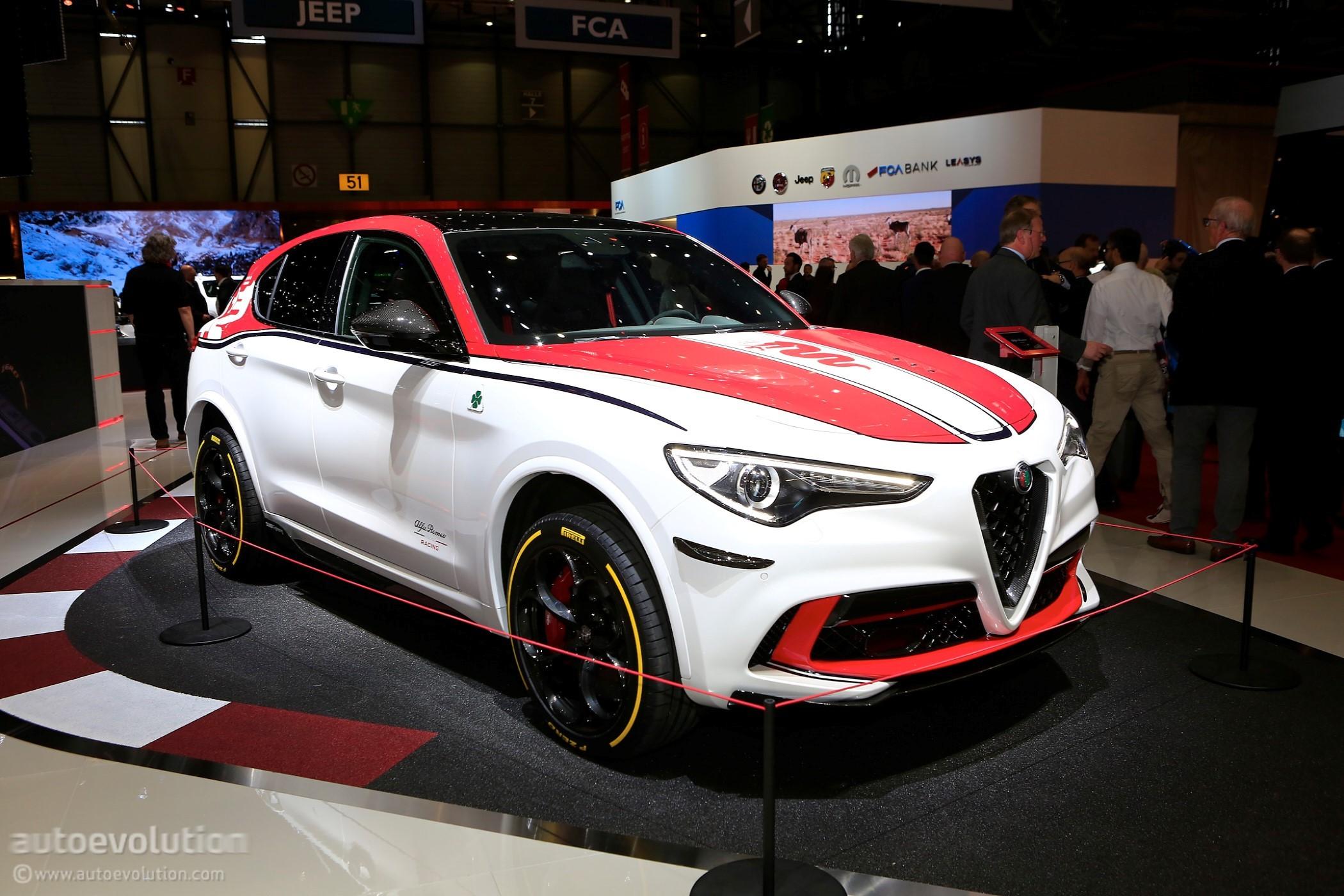 Alfa Romeo Racing Edition Goes Live In Geneva
