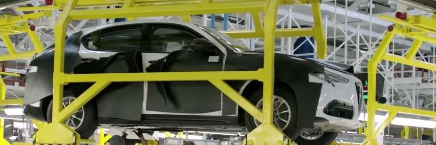 Update Alfa Romeo Stelvio Suv Design Details Revealed By Inside