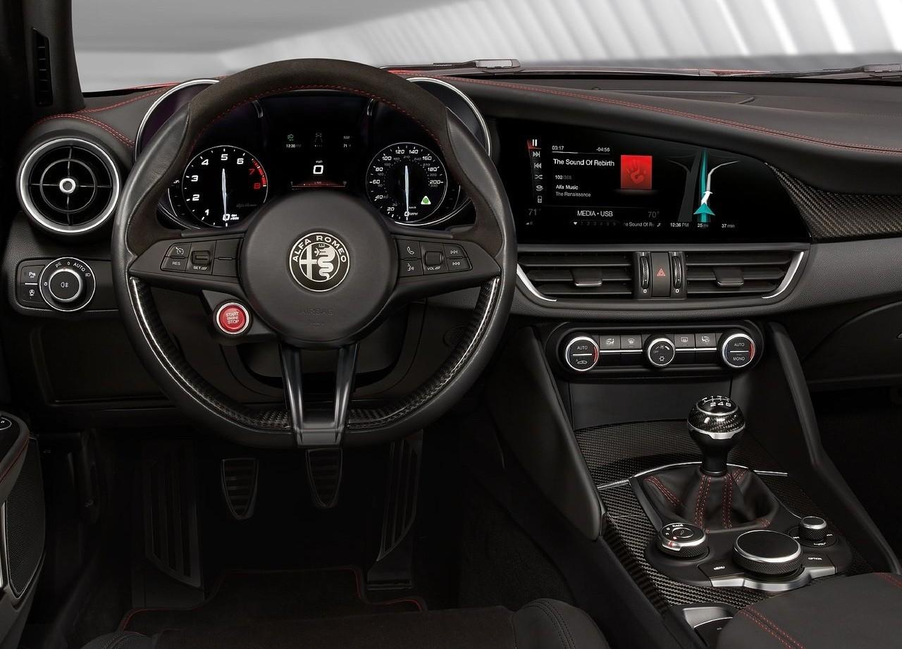 Alfa Romeo SUV Interior And Lorenzo Ramaciotti Alfa Romeo Giulia Dashboard