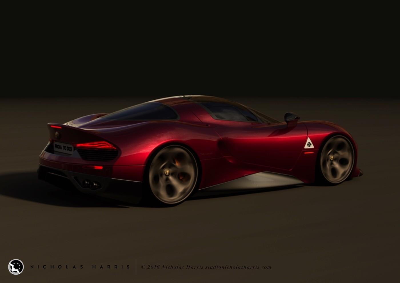 Alfa Romeo Tipo Stradale Wont Happen Anytime Soon
