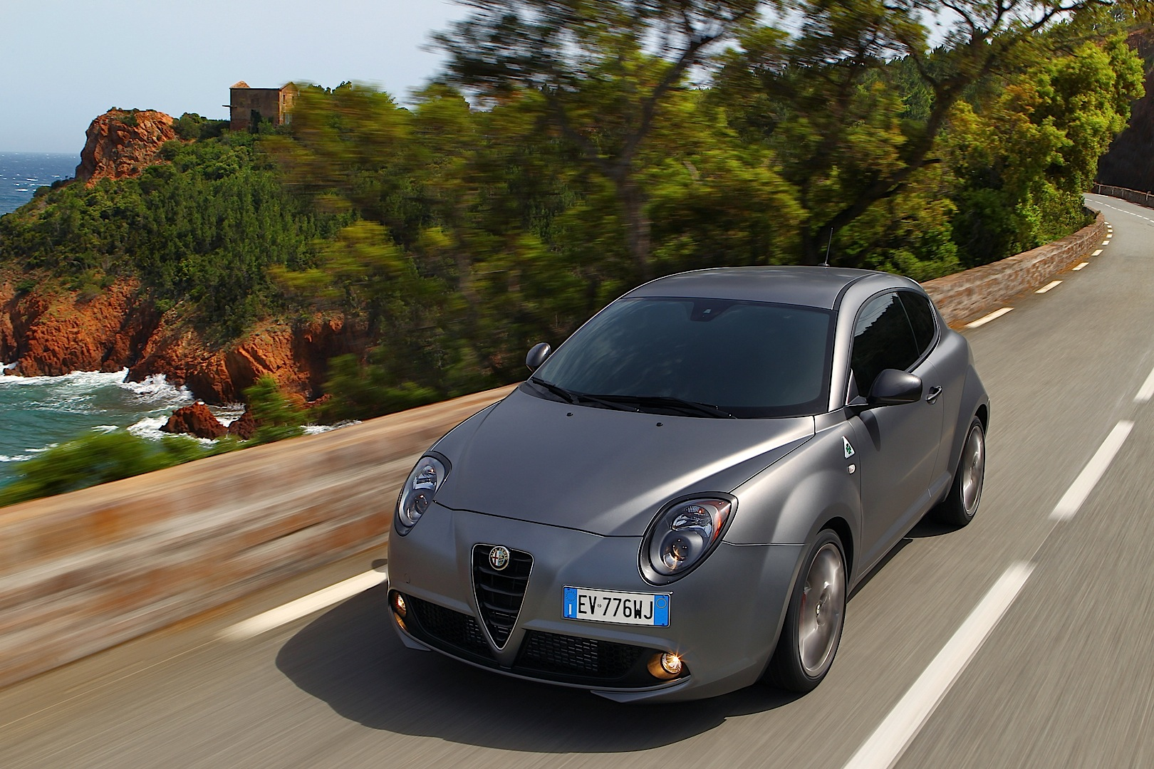 Alfa Romeo MiTo Quadrifoglio Verde review  Auto Express