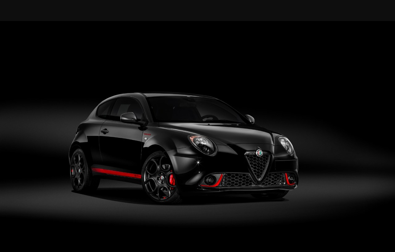 alfa romeo treats the mito veloce s giulietta veloce s to black and red visuals autoevolution. Black Bedroom Furniture Sets. Home Design Ideas